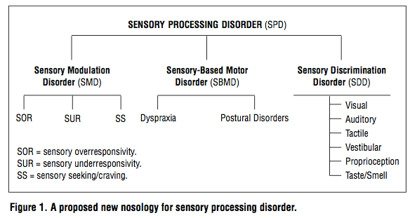The Essence Of Sensory Processing >> Chapter 6 A Sensory Base Integrated Health Framework For